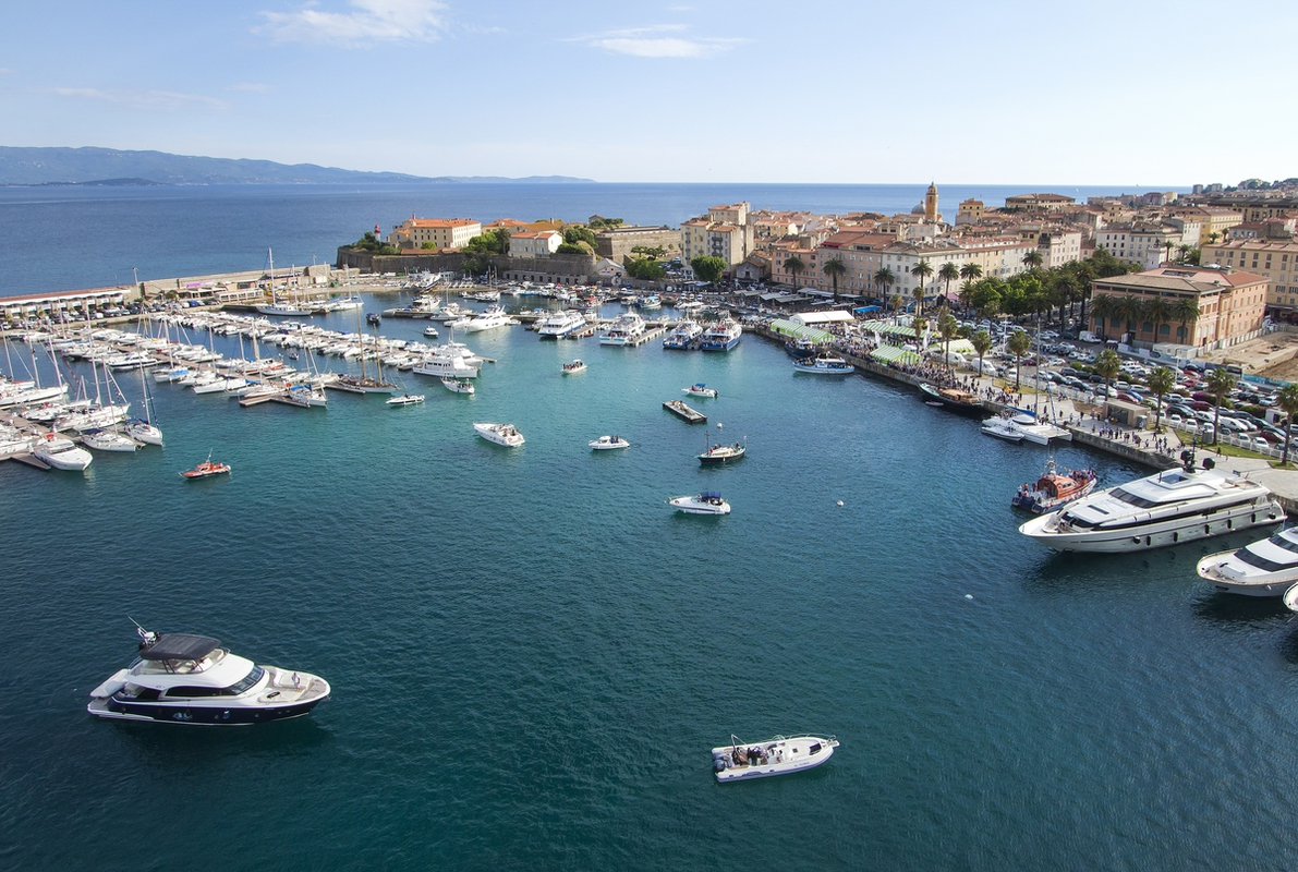 Ajaccio tino rossi marina and fishing port corsica for Port a fishing